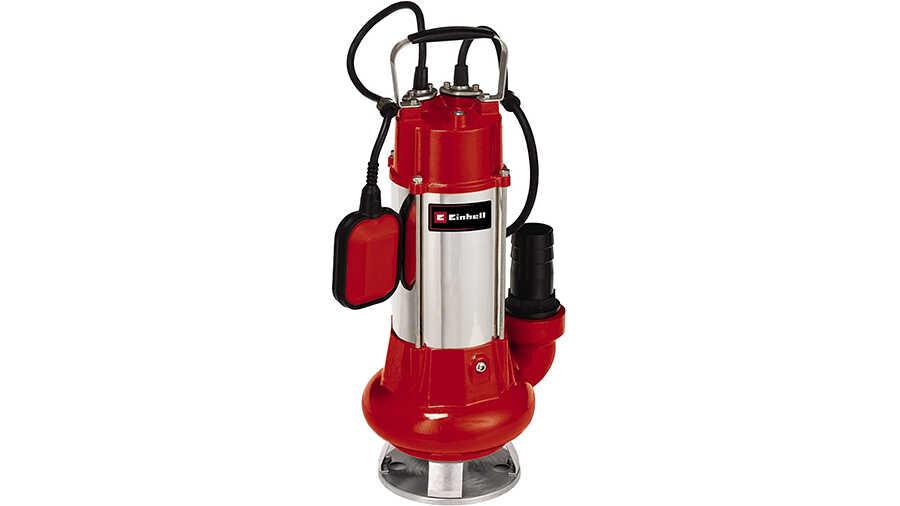 La pompe d'évacuation  pour eaux chargées GC-DP 1340 G 4170742 Einhell