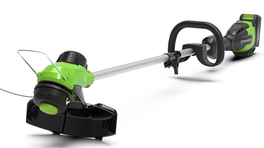 Coupe bordures Greenworks G48ST8