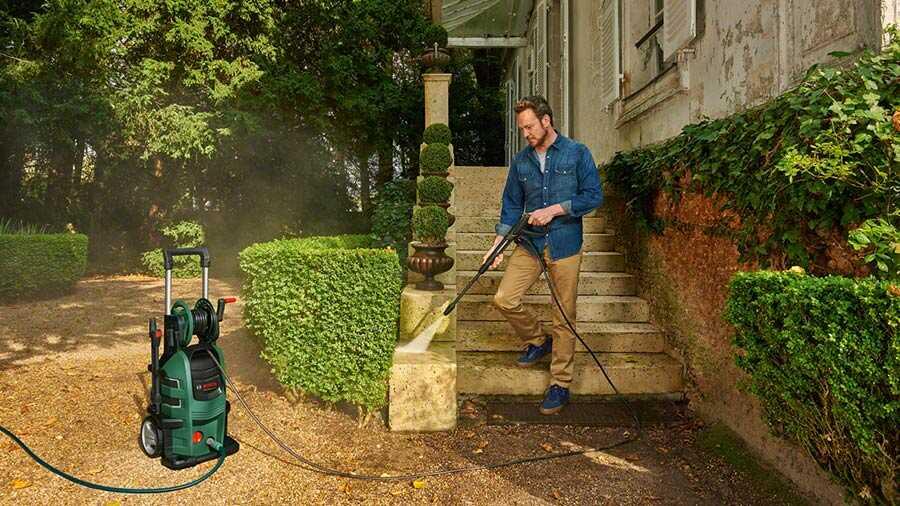 Quels sont les meilleurs nettoyeurs haute pression Bosch pas cher ?