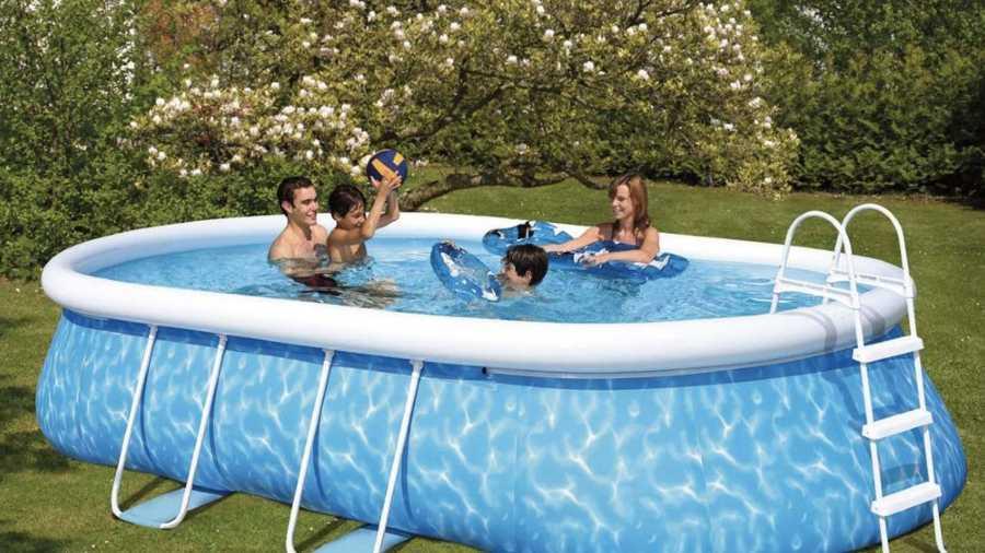 Meilleures piscines autoportantes