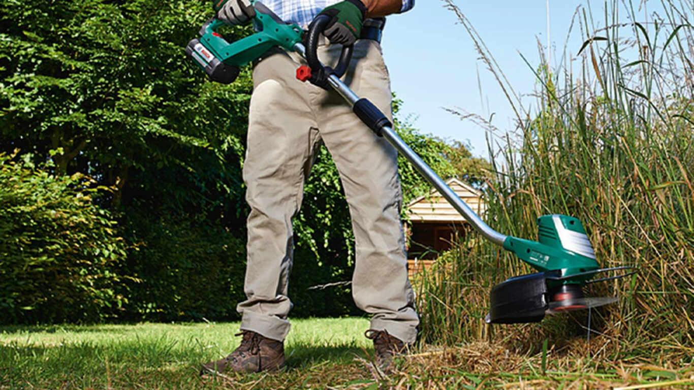 Taille-herbes sans fil AdvancedGrassCut 36 Bosch