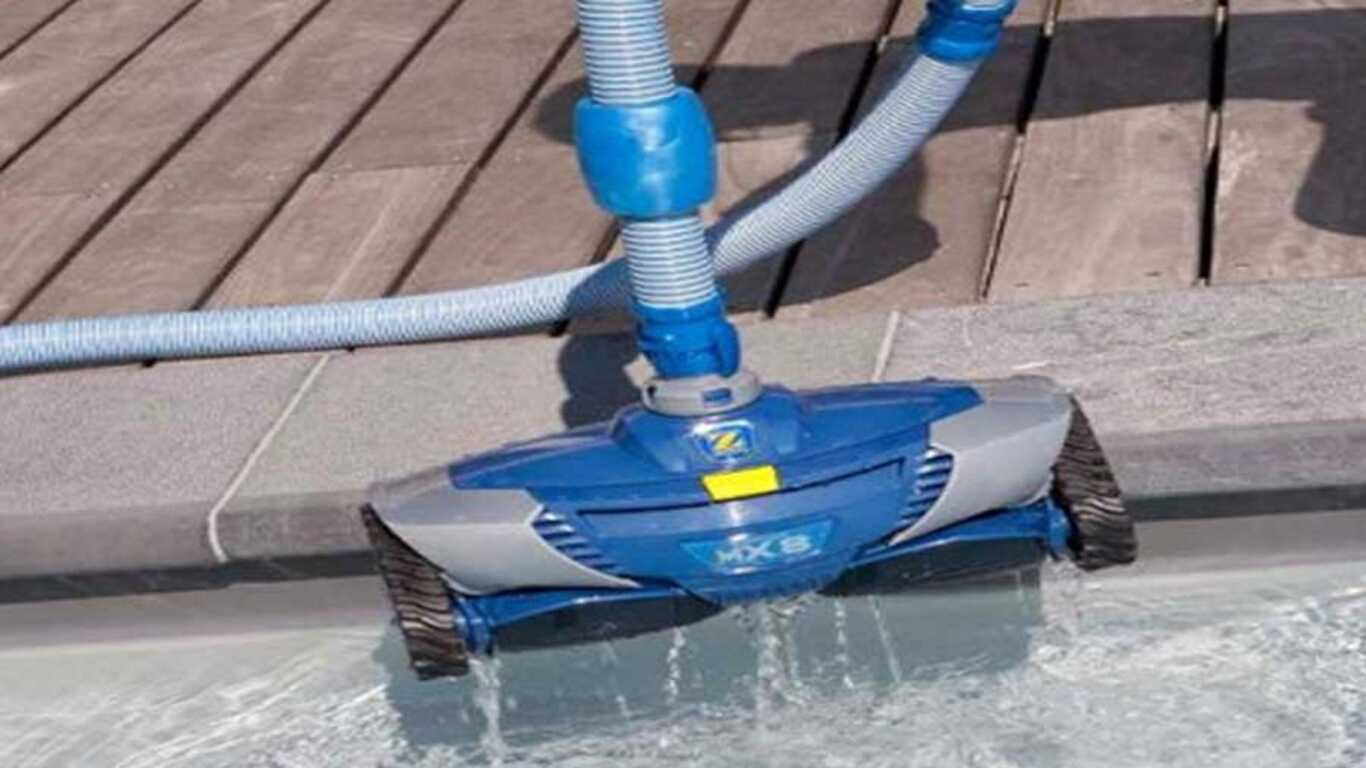 Robot piscine Baracuda Zodiac