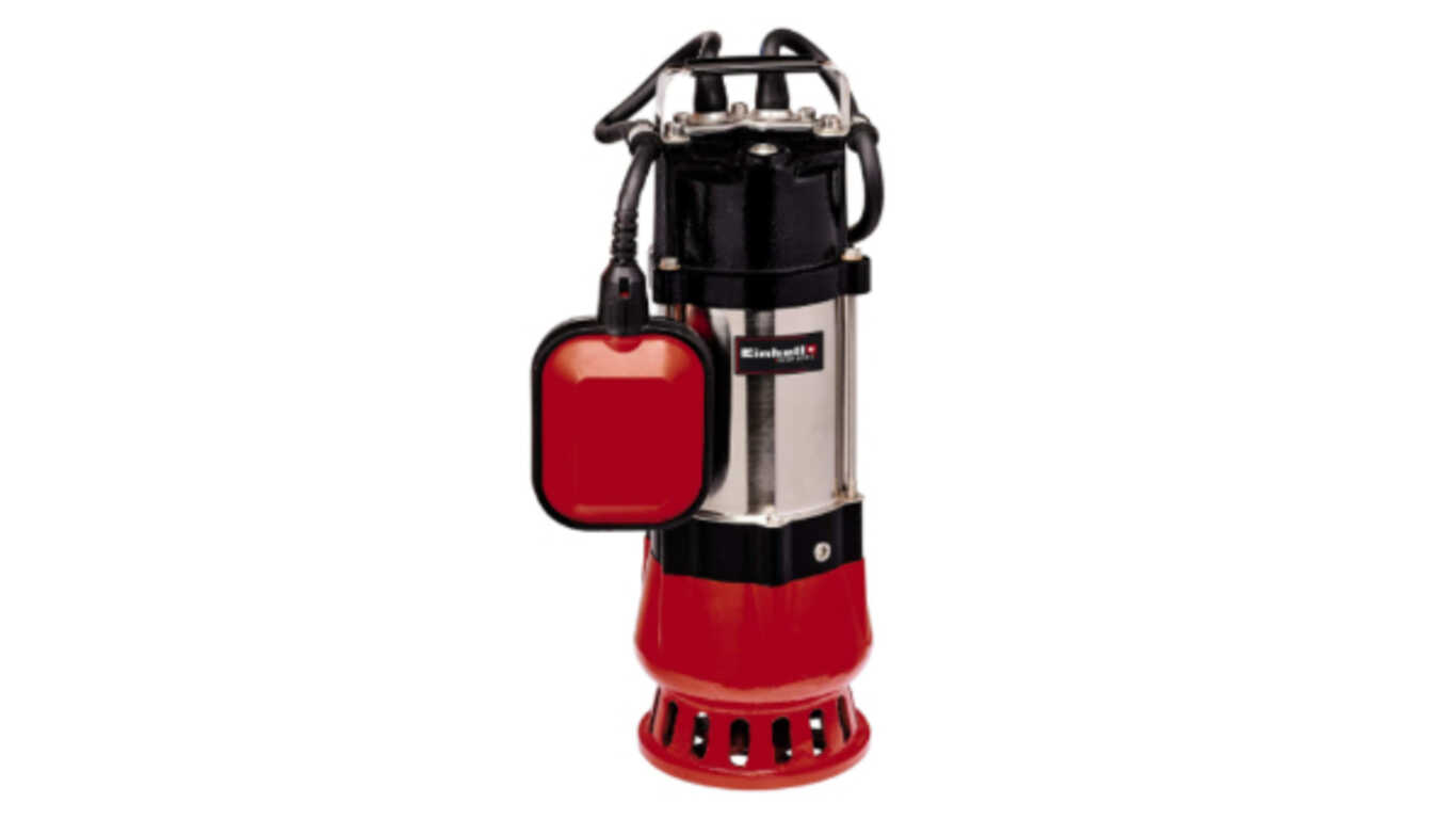 La pompe d'évacuation pour eaux chargées GC-DP 5010 G 4171421 Einhell
