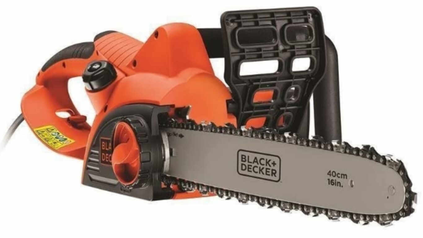 Tronçonneuse BDCS20 BLACK+DECKER