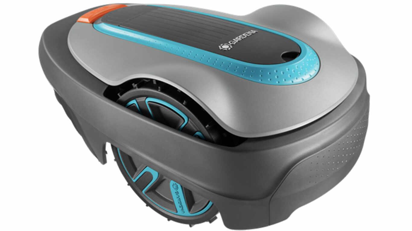 robot tondeuse GARDENA Sileno City 500 15002-26
