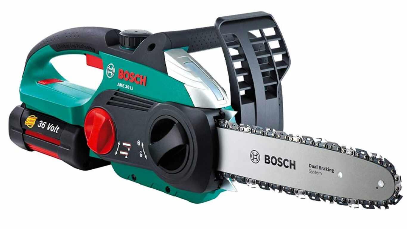 Tronçonneuse sans fil AKE 30 LI 600837100 Bosch