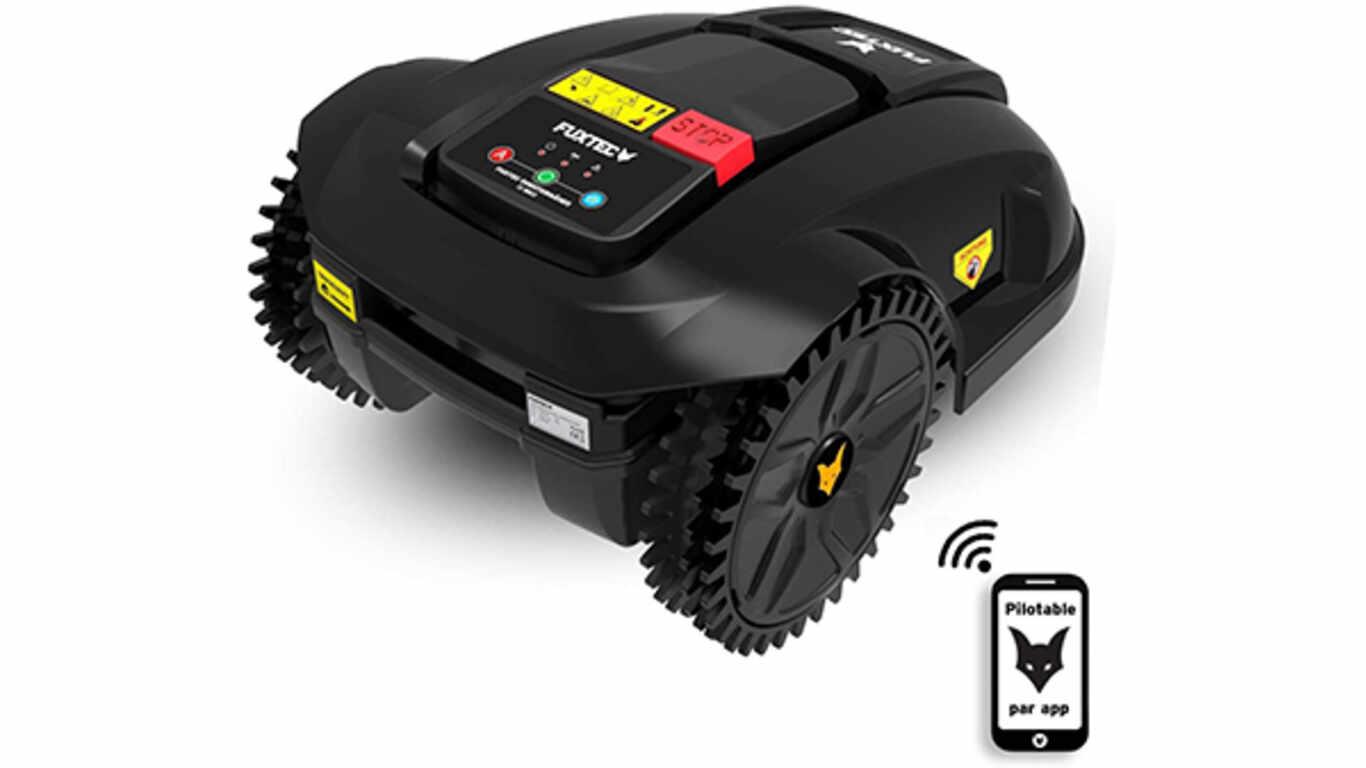 Robot tondeuse Fuxtec FX-RB122