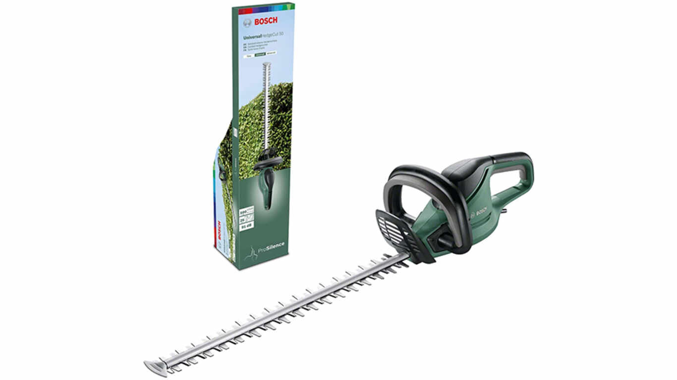 Taille haies filaire Universal HedgeCut 50 Bosch