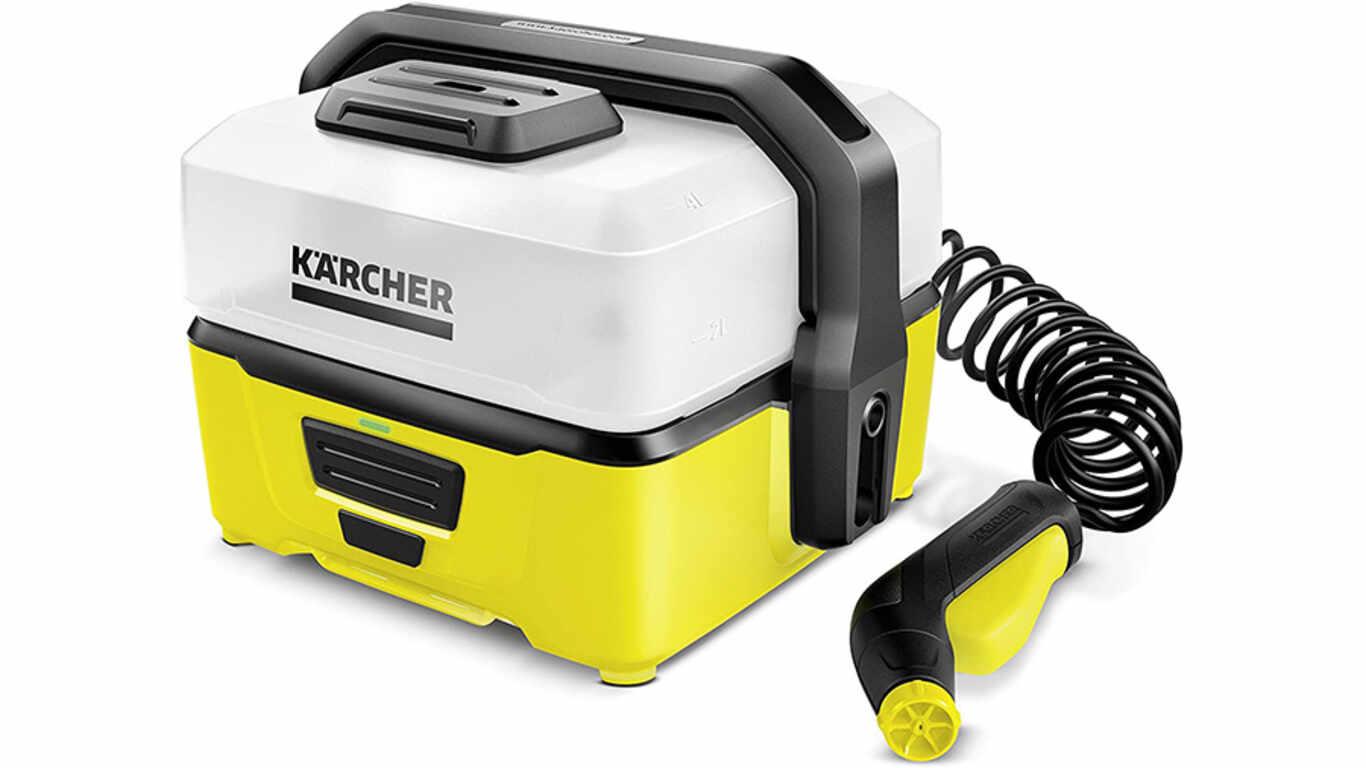 Nettoyeur basse pression OC3 Mobile Outdoor Cleaner Kärcher