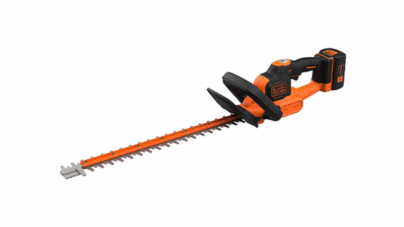 Taille haies sans fil BCHTS3625L1 BLACK+DECKER