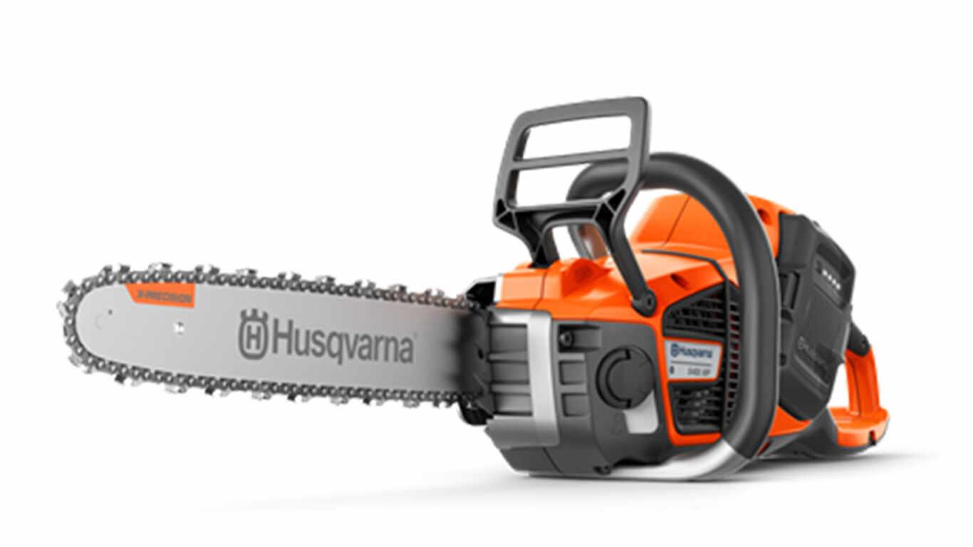 Tronçonneuse professionnelle 36 V sans fil Husqvarna 540iXP-40SN