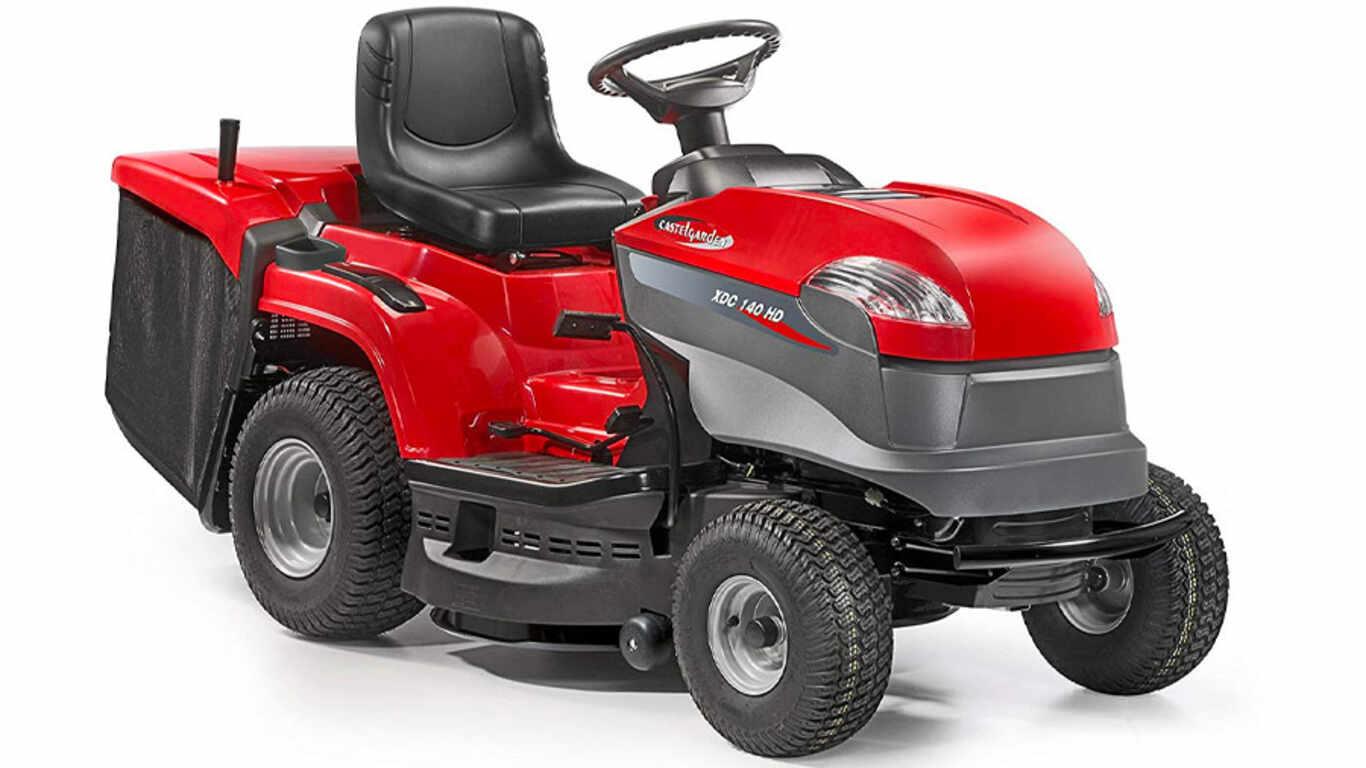 Tracteur tondeuse XDC 140 HD Castelgarden