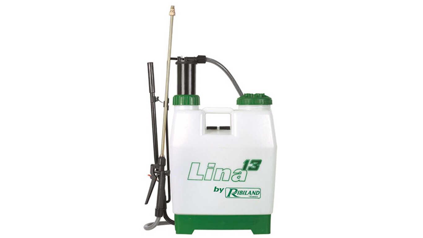 pulvérisateur à dos à pression entretenue Lina13 PRP130D RIBIMEX