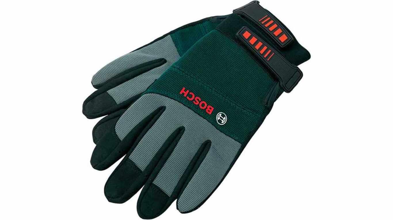 test et avis gants de jardin bosch F016800290 pas cher
