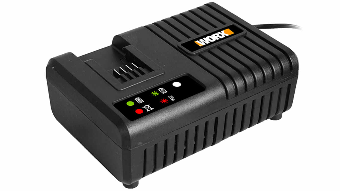 Chargeur rapide 20V WA3867 Worx