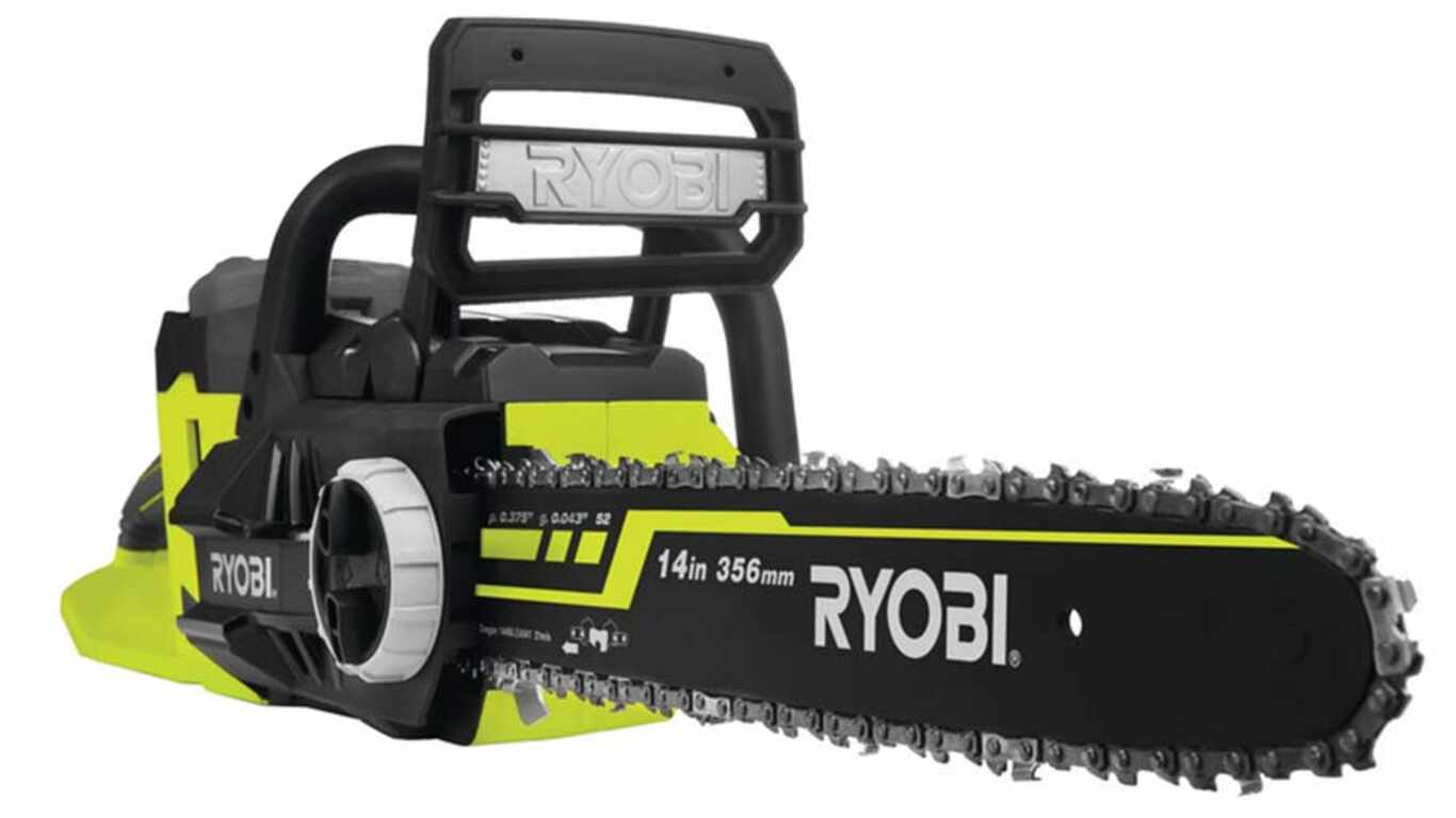 tronconneuse sans fil à chaine RCS36X3550HI Ryobi