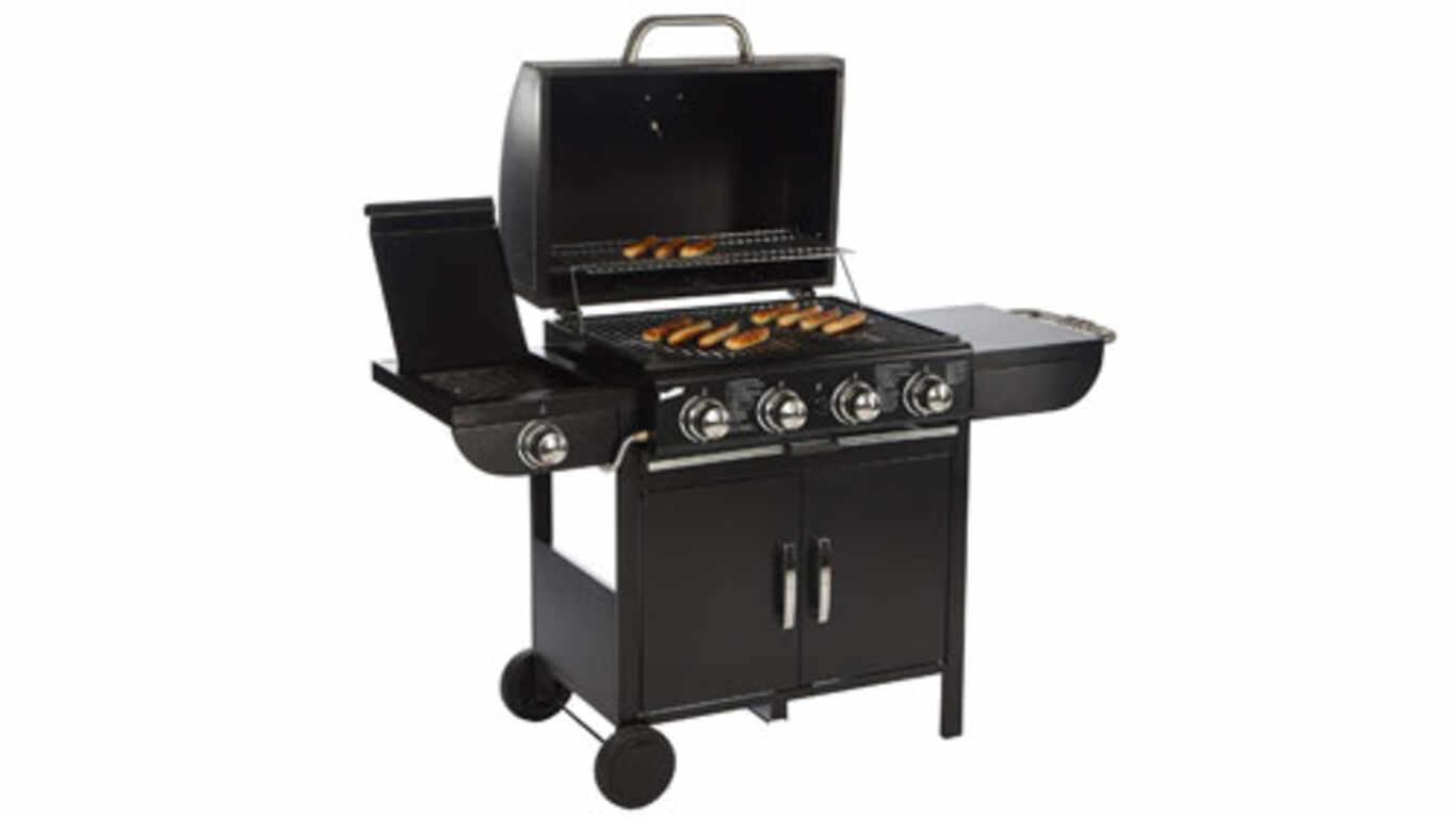 Barbecue à gaz Bruzzzler
