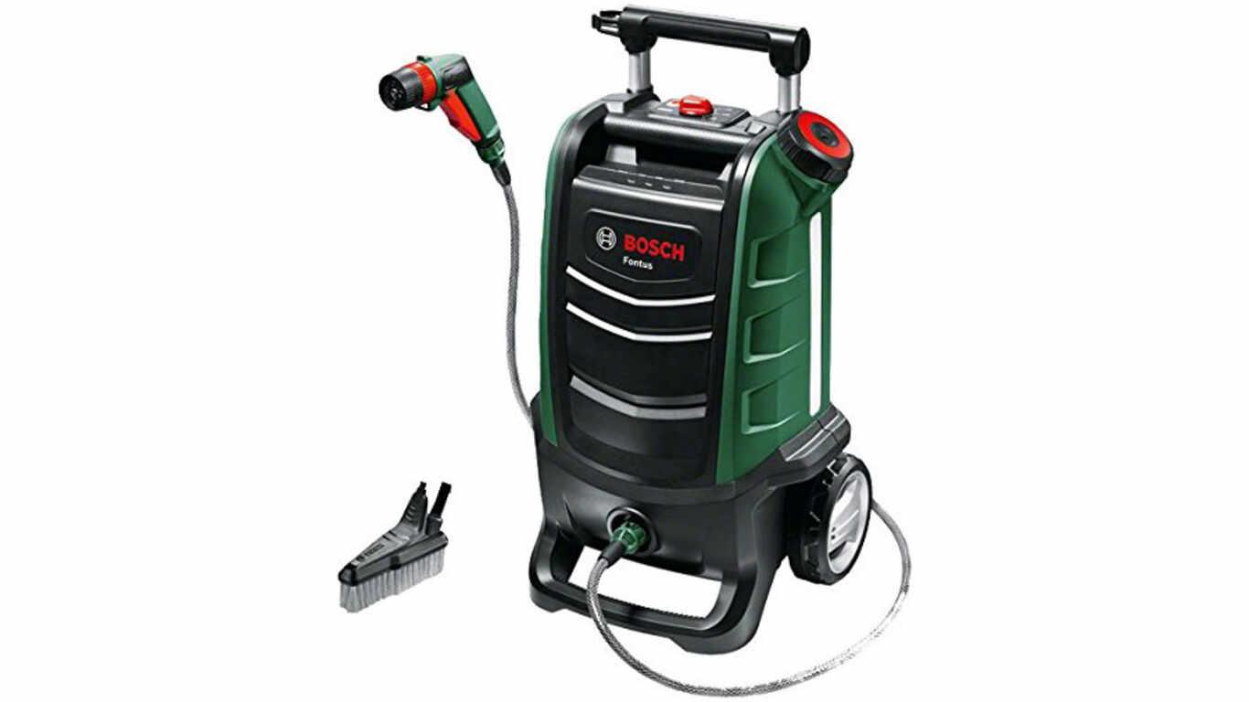 test et avis nettoyeur basse pression Bosch Fontus 06008B6001 promotion pas cher