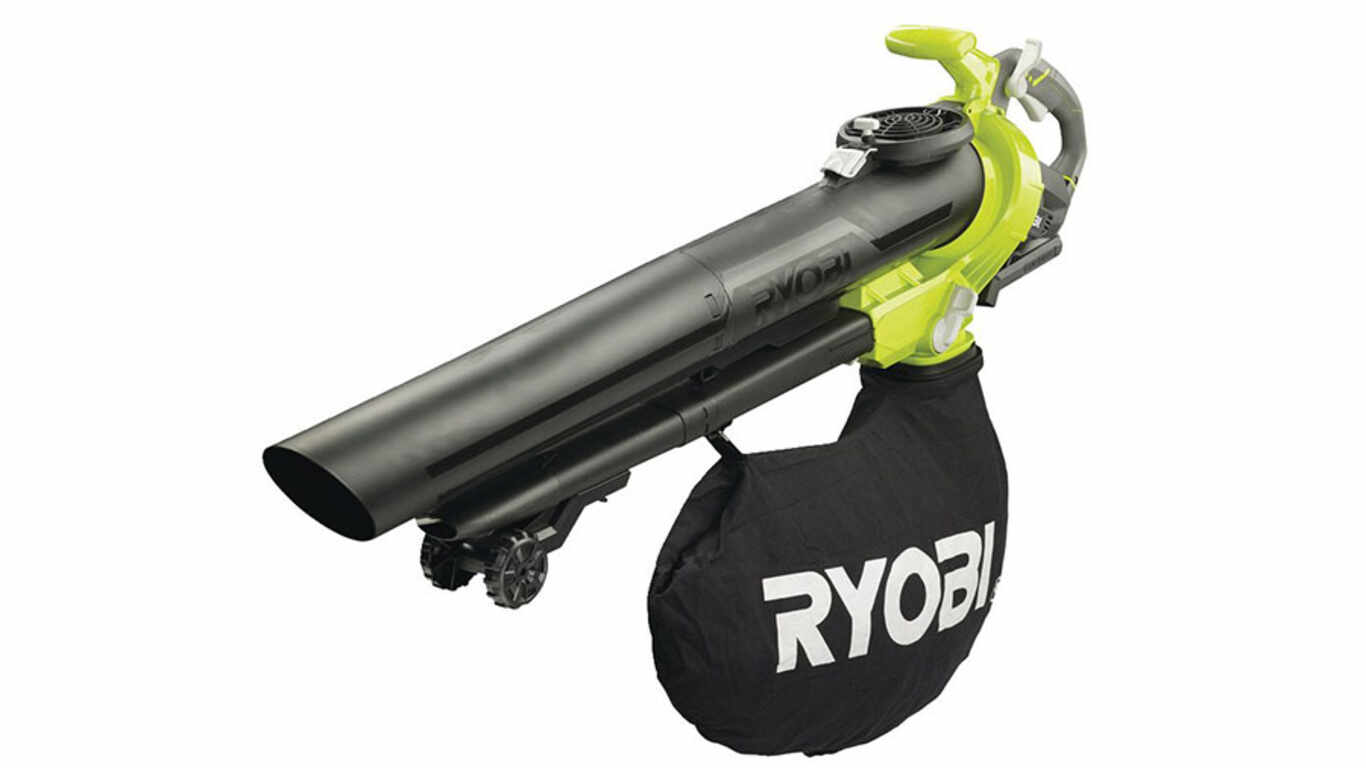 Aspirateur souffleur sans fil Ryobi RBV36B