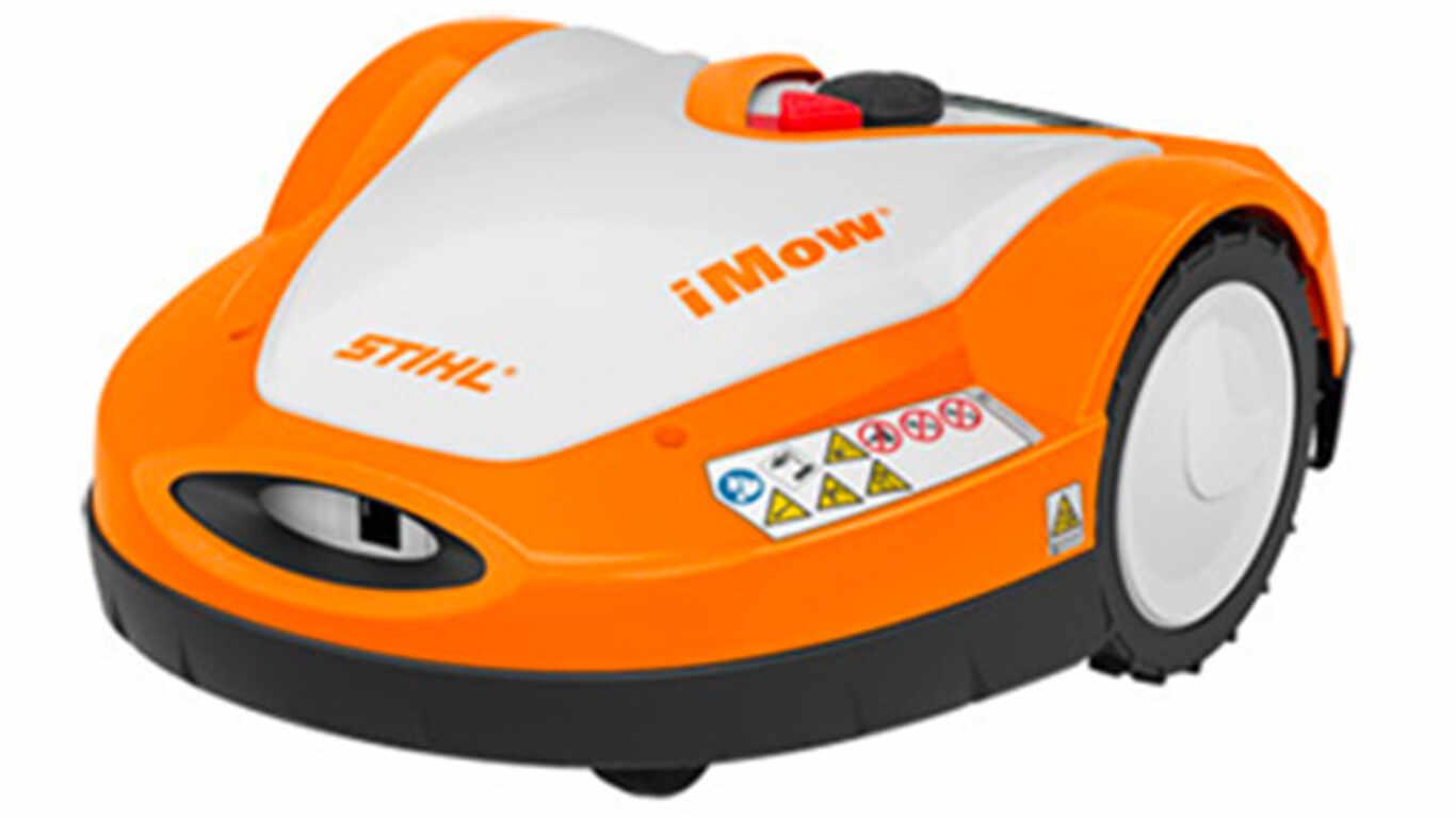 Robot tondeuse RMI 632 série 6 iMow Stihl