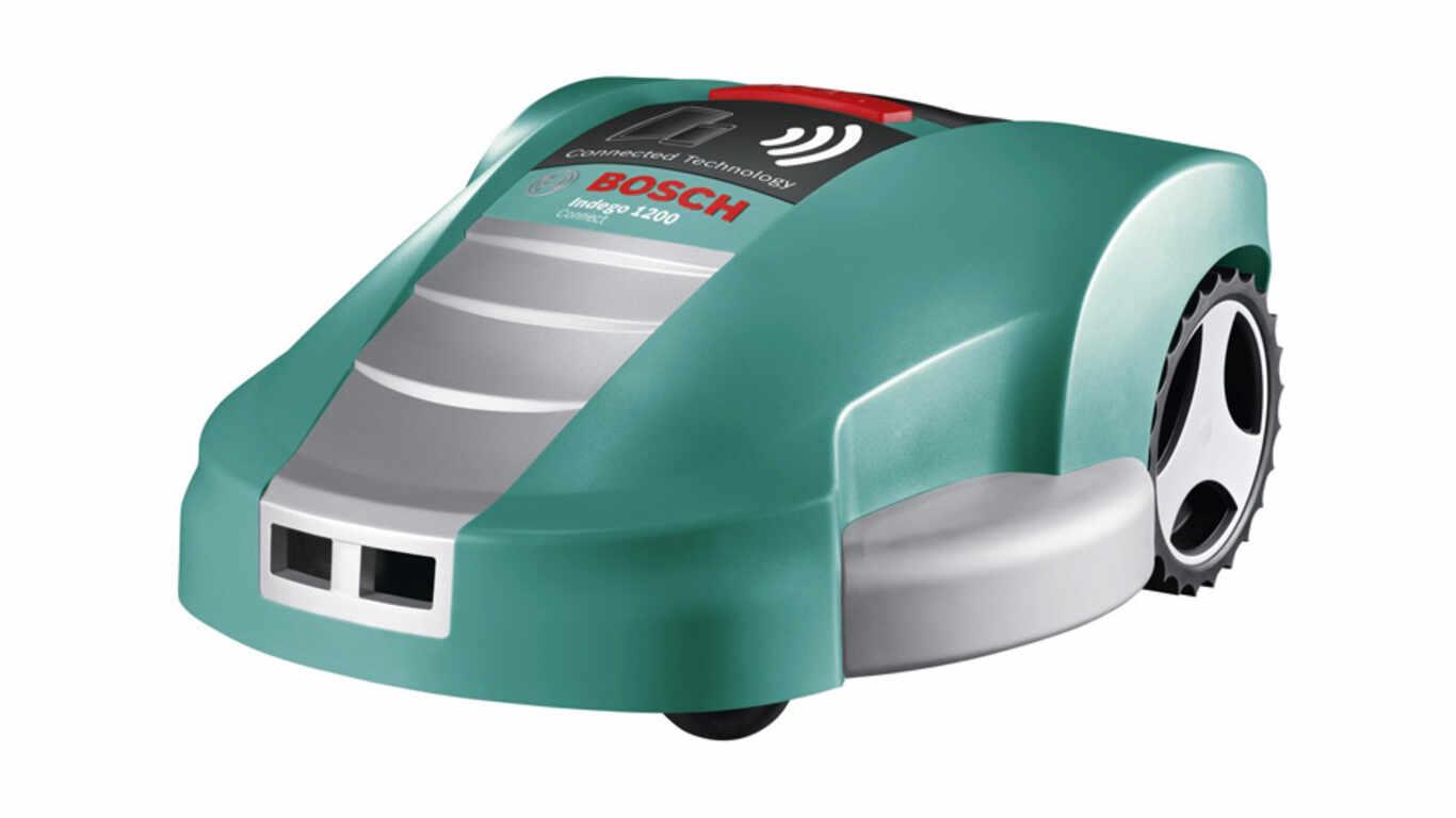 Test et avis de la tondeuse robot Indego 1000 Connect Bosch pas cher