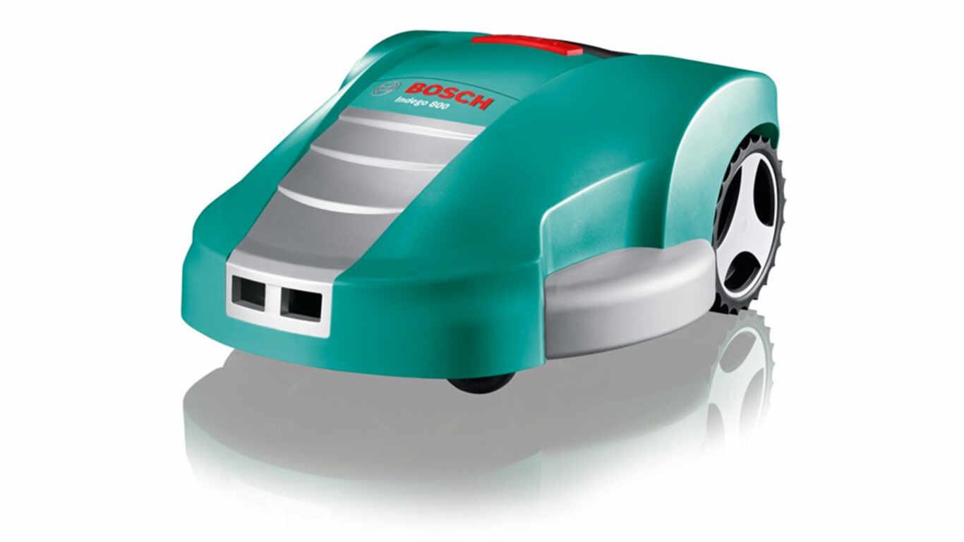 Test et avis de la tondeuse robot Indego 800 Bosch pas cher